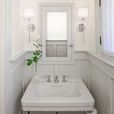 Small But Mighty: 100 Powder Rooms That Make a Statement The Rozy Home