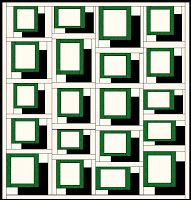 1000 Images About Quilts Attic Windows Shadow Blocks On