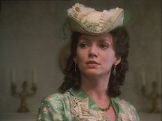 Joanne Whalley as Scarlet O'Hara in Scarlett the miniseries 1994
