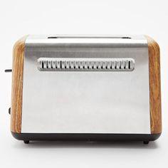 Market Toasters | west elm- Super cute 2 slice!