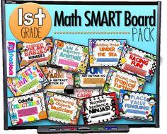 First Grade Math Sma