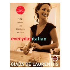 Everyday Italian Cookbook: love Giada!