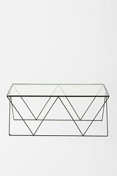 Magical Thinking Diamond Coffee Table