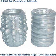 Oxballs slug ball stretcher available at esmal http://www.esmale.com/ball-stretchers/p0/175.htm