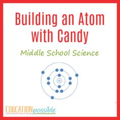 Atomic number review activity this physical science resource is a middle school chemistry build atoms with candy urtaz Gallery