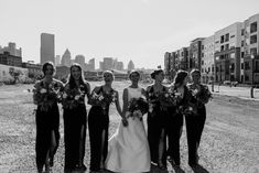 Downtown Pittsburgh Modern Industrial Wedding, bridesmaids, bridal party, Pittsburgh Opera House, Farmers Daughter Flowers, Shayla Hawkins Events, Soterro and Midgley Wedding Dress, Ohio wedding Photography, Pennsylvania Wedding Photography, Pittsburgh Pennsylvania, Traveling Wedding Photographers, Agape Photography