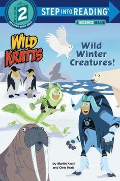Wild Winter Creatures! (Wild Kratts) 9/17