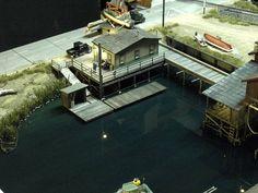 Railroad Line Forums - Delwins Boat & Net Storage arrives