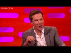 """Benedict Cumberbatch can't say """"Penguins""""  and more...- The Graham Norton Show:"""