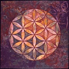This sacred symbol, known as the Flower of Life, is said to contain the blueprint of the universe.