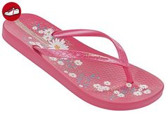 GUESS Damen Sandalen Zehentrenner Pink (40) y0FNtMPHur
