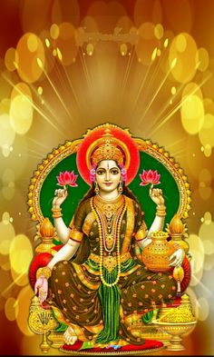 Goddess lakshmi devi images Upon the arrival of Diwali, it is a custom to venerate Goddess Lakshmi and Lord Ganesha togeth