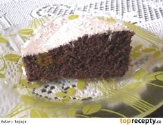 Kakaový labužník z mikrovlnky Hamburger, Cake, Gardening, Pie Cake, Pastel, Cakes, Garten, Hamburgers, Lawn And Garden