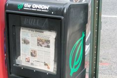 Onion articles people thought were real...Heh (mental floss article linked)