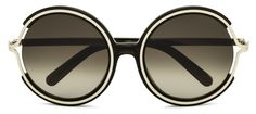 Chloè's New #Eyewear #Eollection: Get That 70's Look #sunglasses
