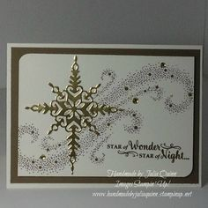 Are you excited for our upcoming Holiday Catalogue? Are you ready to start your Christmas crafting? Let me inspired you in the next f...