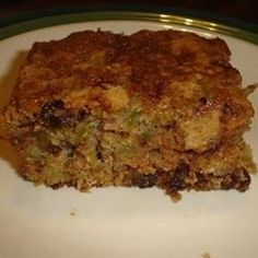 Green Tomato Cake Recipe This is a moist spice-type cake.a good way to use some of those extra green tomatoes before frost hits. Green Tomato Cake Recipe, Green Tomato Pie, Green Tomato Recipes, Green Tomatoes, Green Tomato Mincemeat Recipe, Baby Tomatoes, Jelly Recipes, Sweet Recipes, Cake Recipes