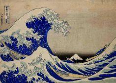 Cuerpo y tiempo: Exposición de Hokusai en París