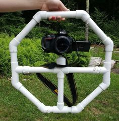 DIY Camera Stabilizer http://minivideocam.com/product-category/stabilizers/
