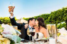 Elegant CaliPaso Winery Wedding | Michele and Levi #weddingphotography / from truephotography.com