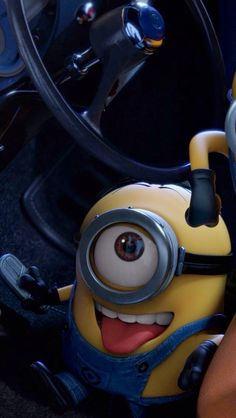 √ Images of Minions Funny, Cool, and Minion Pictures Complete Cute Minions Wallpaper, Minion Wallpaper Iphone, K Wallpaper, Disney Phone Wallpaper, Cute Cartoon Wallpapers, Wallpapers Ipad, Minions Images, Minion Pictures, Minions Quotes