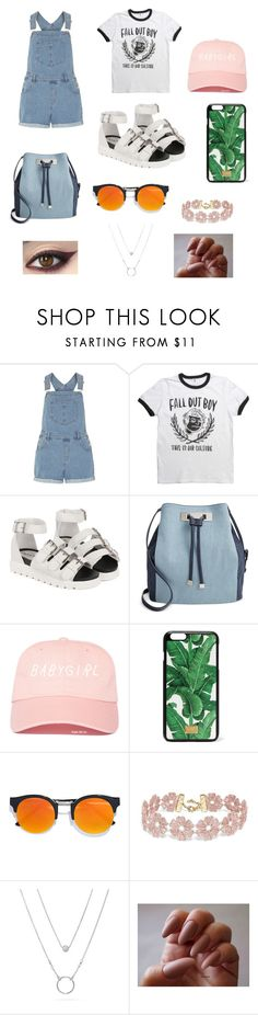 """""""❤️❤️"""" by kaylagrimess ❤ liked on Polyvore featuring Dorothy Perkins, INC International Concepts, Dolce&Gabbana, LULUS, BaubleBar, statefair and summerdate"""