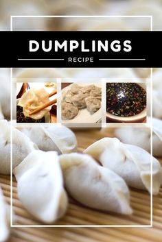 Get Chinese Food Appetiser Dish Steamed Dumplings, Chinese Dumplings, Dumpling Recipe, Appetizer Dishes, Appetizer Recipes, Appetizers, How To Make Dumplings, Cooking Chinese Food, Chicken Spring Rolls