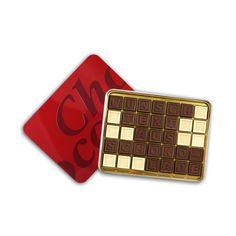 Süße Grüße: Das Schokoladentelegramm