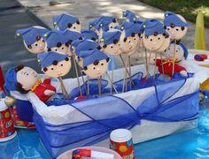 Boys Party Themes | Noddy  http://www.monkeymagic.co.za/index.php/kiddies-parties