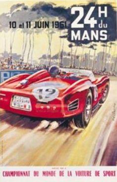 1961 Le Mans 24 hours