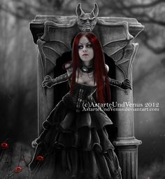 Dark Rosalyn by DenysRoqueDesign