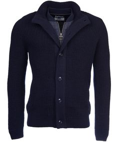Layer up in style this season with the Men's Barbour Helm Button through Sweater, perfect for completing your weekend look with stylish ease. The Barbour Helm h Joules Clothing, Crew Clothing, Barbour Mens, Cashmere Jumper, Mens Jumpers, Layered Look, Wool Cardigan, Knitting Designs, Sacks