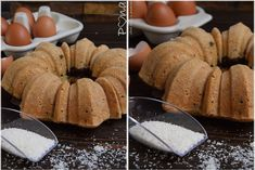 vůně kávy a pastelek: Kokosová bábovka s čokoládou plněná kakaovým kréme... Dairy, Cheese, Food, Essen, Meals, Yemek, Eten