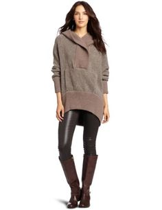 Margaret O'Leary Women's Double Face Hoodie « Clothing Impulse