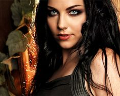 Amy Lee of Evanescence an metal band I love.  Amy Lee is a warrior for woman!