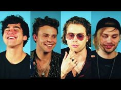 Drunk 5SOS - YouTube King Meme, Second Of Summer, Music Publishing, 5sos, Mens Sunglasses, Youtube, Musica, 5sos Preferences, Youtube Movies