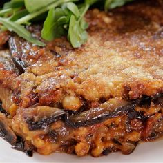 Try this Melazane Parmigiana recipe. This recipe is from the show Michela's Classic Italian.