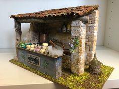 La Forge, Pergola, Home Decor, Kiosk, Roof Tiles, Nativity Sets, Facades, Accessories, Village Houses