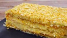 Ricetta torta Napoleone veloce e facile # 176 - YouTube