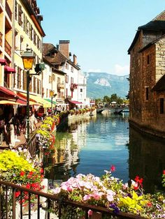 Annecy, France...Wow