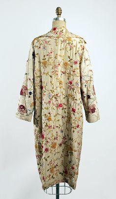 Evening coat Date: late 1920s