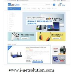 http://www.i-netsolution.com/product/amazon-wal-mart-staples-clone-script/  In this Wal-Mart Script, sellers have their freedom to sell a simple and virtual product in our script. Users can search their required product by using the desired keywords.  Contact: (+ 91) 9841300660