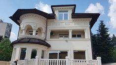 Proiect Casa Rezidentiala zona Podul Grant, Bucuresti – Profile Decorative Home Fashion, Men's Fashion, Design Case, Profile, Mansions, House Styles, Home Decor, Moda Masculina, User Profile