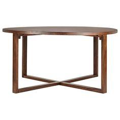 Atelier - Classique - Table de salle à manger ronde en bois/TABLES DE SALLE À MANGER/MAGASINEZ PAR PRODUIT/ATELIER BOUCLAIR|Bouclair.com