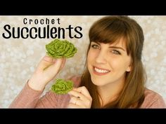 Watch The Video Splendid Crochet a Puff Flower Ideas. Phenomenal Crochet a Puff Flower Ideas. Crochet Puff Flower, Crochet Cactus, Crochet Leaves, Crochet Flower Patterns, Crochet Flowers, Crochet Home, Crochet Baby, Knit Crochet, Stitch Crochet