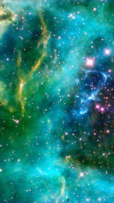 Fantasy Space Pink Star