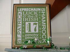 Saint Patricks Day style