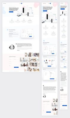Dribbble - by Greg Dlubacz Website Design Layout, Web Layout, Layout Design, Web Mobile, Mobile Web Design, Web Design Examples, Web Design Tutorials, Responsive Web Design, Mobile Responsive