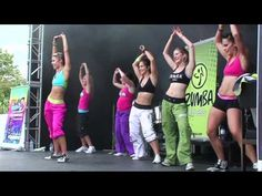 Zumba is a fast dancing I practiced and it was fun besides low calories fast