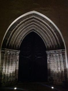 Portale gotico di Niguliste Kirik.